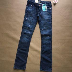NWT Girls Levi's skinny jeans